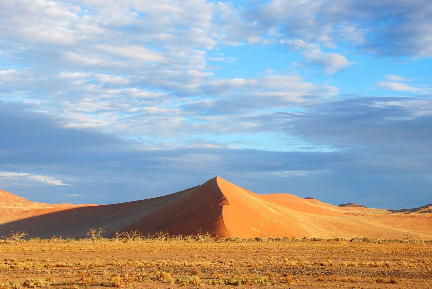 Viaje al desierto del Namib Namibia