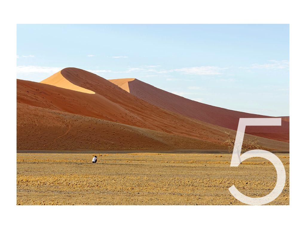 Viaje de aventura en Desierto del Namib
